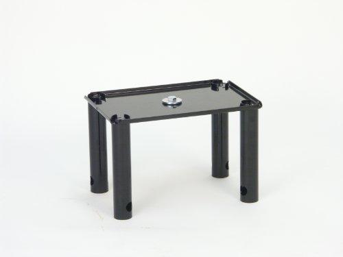 SafePost Stativ 300 E zum Einbetonieren schwarz Stativ für Briefkasten 65, 70-5, 80, 95 LED