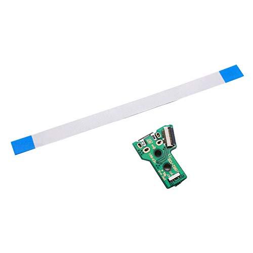 REFURBISHHOUSEFür Sony Ps4 Controller USB Ladeanschluss Sockelplatine Jds-055 5. V5 12-Pin-Kabel