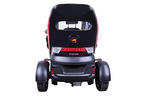 Elektromobil mit Dach für 2 Personen Bild 2*