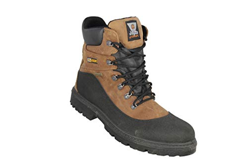 08fcc131a14 Reviews of Jallatte Jalacer S3 Brown Leather Gore-Tex Vibram Safety ...