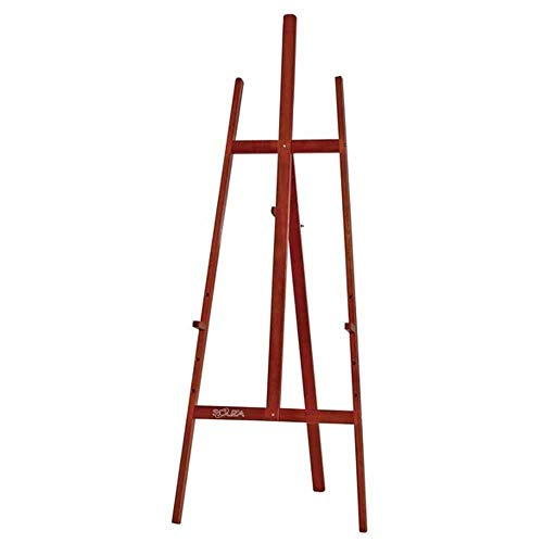 Cavalete Para Pintura Pinus Desmontado 1,80Cm. - 01 Unidade, Souza, 4102, Multicor