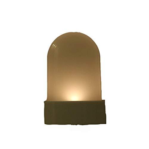 Mini Luz de la Noche Control Remoto Dormitorio de Noche del bebé La Lactancia Materna Leche de Mesa Zócalo de lámpara de Ahorro de energía Plug-in Protección de los Ojos del sueño Durable