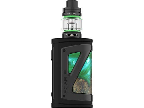 Smok Scar 18 E Zigarette I 6,5ml I max. 230 Watt I Farbe: holz-grün