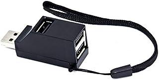 Hub USB - Adattatore Mini hub USB 3.0 Multi-Porta Hi-Speed ad Alta velocità per Computer PC per Dischi rigidi Portatili...