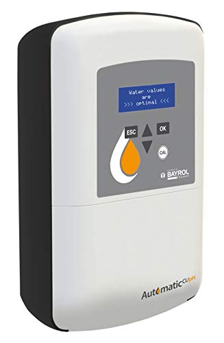 BAYROL Automatic Chlor / pH-Wert | Dosieranlage für Chlor / pH-Wert | Erleichtern Sie sich die Dosierung Ihrer Wasserpflege