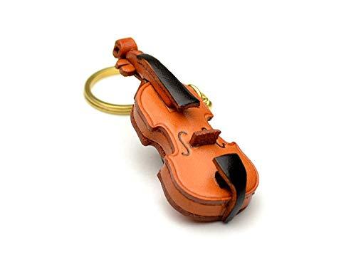 Violine Leder Musik/Instrument KH Schlüsselanhänger Vanca Windhund Schlüsselanhänger Made in Japan