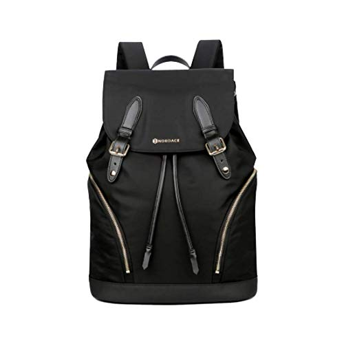 Nordace Eliz – Backpack for Travel & Everyday Use, black (Black) - Eliz