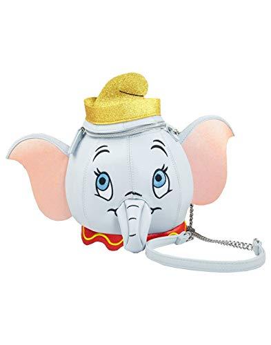 Danielle Nicole Disney Dumbo Elefant 3D Designer Premium Umhängetasche