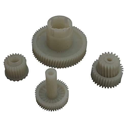 For X3 X5 X6 Range Ro-ver Descubrimiento Auto Parts BGE545 4 Piezas Aparcamiento accionador de freno de reparación Gear Set Para el freno de coche