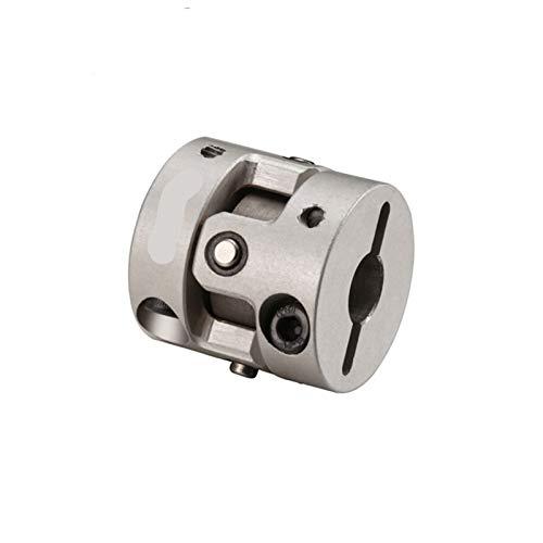 SUOFEILAIMU-PHONE CASE Metal Acoplamiento del Eje GND Abrazadera de la Junta Universal del acoplador CNC Vibración paralela Malineación Angular acopladores (Inner Diameter : GV 36x44(5 18))