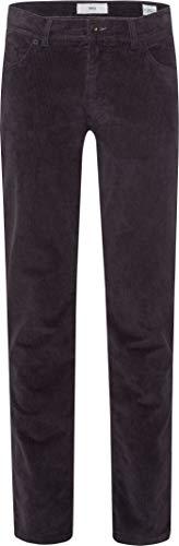 BRAX Herren Style Cooper Fancy Five-pocket-hose Cord-qualität, Hose, Grau (Asphalt 05), 32W 30L EU