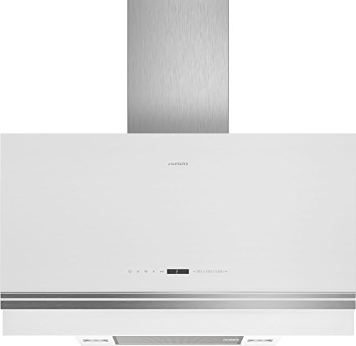 Siemens iQ500 LC97FVW20 afzuigkap 730 m3/h wandmontage aluminium, wit A