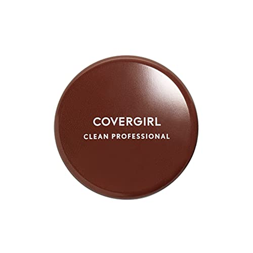 COVERGIRL Professional Loose Finishing Powder, Translucent Light Tone, Sets Makeup, Controls Shine, Won't Clog Pores, 0.7 Ounce: $2.42 or lower at Amazon