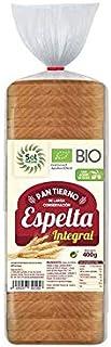 comprar comparacion SOLNATURAL Pan TIERNO DE ESPELTA Integral Bio 400 g, No aplicable