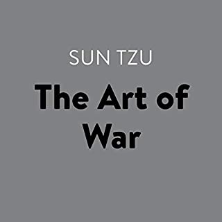 The Art of War                   Written by:                                                                                                                                 Sun Tzu,                                                                                        Thomas Cleary - translator                               Narrated by:                                                                                                                                 Lloyd James                      Length: 1 hr and 54 mins     1 rating     Overall 5.0