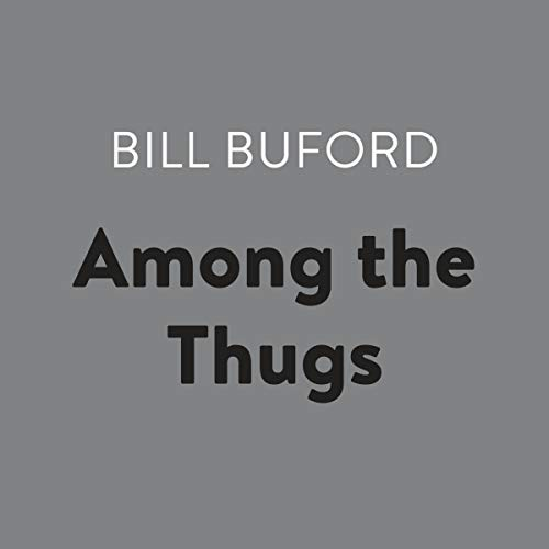 Among the Thugs audiobook cover art