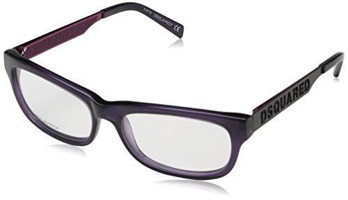 DSQUARED2 Optical Frame Dq5095 020 54 Montature, Viola (Violett), Donna