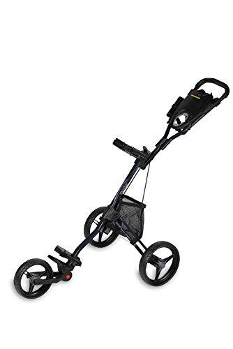 Bag Boy Golf Express DLX Pro Cart (Matte Black/Charcoal, )