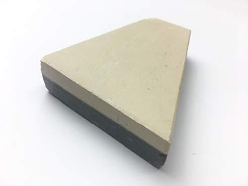 Schleifstein Gelber Belgischer Brocken Grösse 1 (12-18 cm²) Messer-Schärfer