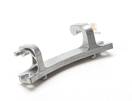 DREHFLEX - Türscharnier/Scharnier/Fensterscharnier – passend für diverse Bosch/Siemens/Constructa/Balay Waschmaschine/Waschvollautomat – passend für Teile-Nr. 00171269/171269