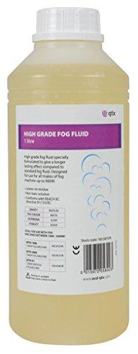 Hoge kwaliteit mist/rook Fluid_P, Wit/Oranje, 1 Litre