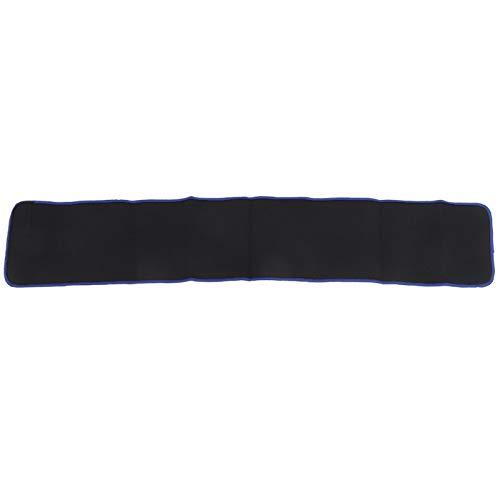 Cinturón Lumbar, cómodo cinturón de Soporte de Cintura para la Espalda Cinturón de protección para Juegos 43.3 * 7.9 Cinturón de Cintura, Resistente al Desgaste y Suave para Ejercicio