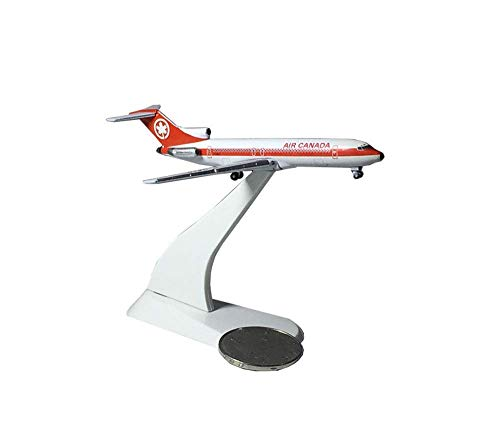 FGDSA Toy 1/500 Scale Airplane Alloy Model Air Canada C-gaaq 727 With Stand Adult Decorations And Gifts