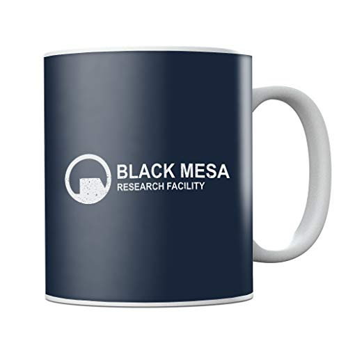 Cloud City 7 Black Mesa Research Facility Half Life Mug