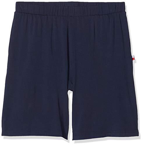 Tommy Hilfiger Short Bóxer, Azul (Blue 416), Large (Talla del Fabricante: LG) para Hombre