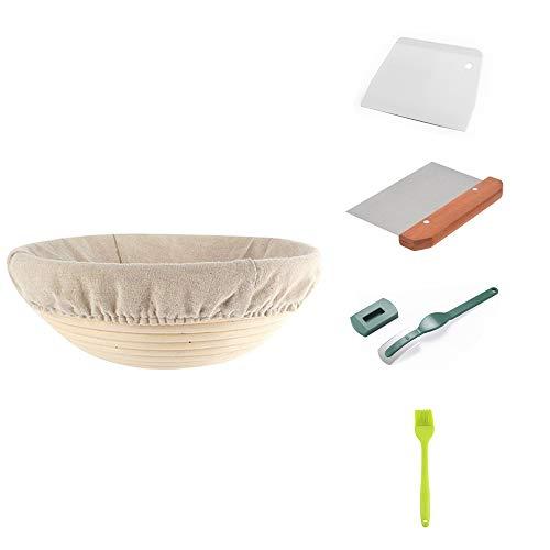 1 juego Cesta prueba pan Pan masa Levantamiento Tazón