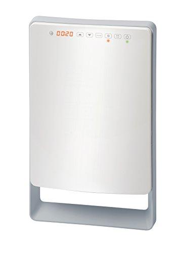 Steba BS 1800 TOUCH Calentador de ventilador Gris, Blanco 1800 W - Calefactor (Calentador de ventilador, IP24, Pared, Gris, Blanco, Tocar, 1800 W)