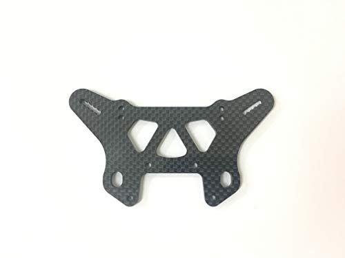 Graphite Front Shock Tower for MBX8T/E
