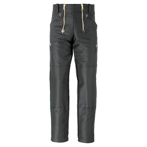 JOB Zunfthose aus Doppelpilot mit Kniepolstertaschen, gerade Form, Größe 50