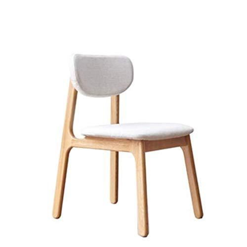 JJZXD Chaises Salle à Manger tapissés Manger Moderne Chaises de Chambre for la Maison Cuisine Salon Chambre