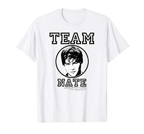 Gossip Girl Team Nate T Shirt