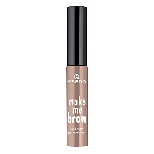 essence - Augenbrauen Gel - make me brow - eyebrow gel mascara 01 - blondy brows