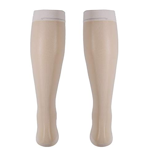 Aeropost Com Nicaragua Truform Moderate Sheer Knee High Compression Stocking