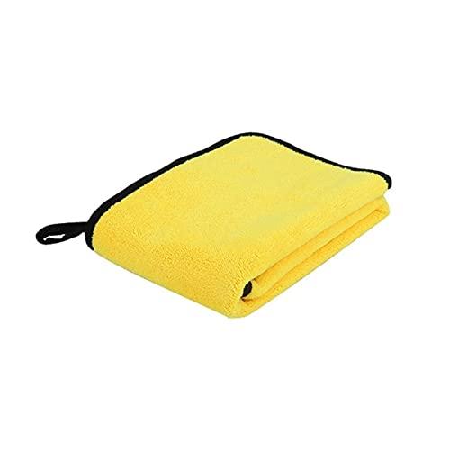 YANGQING QIAOMIN 3/5/10 PCS Extra Soft Car Wash Toalla De Microfibra Limpieza De Coche Secado Paño Cuidado Car Paño Detalle Detalle Washtowel Nunca Scrat (Color : Red, Material : Superfine Fiber)