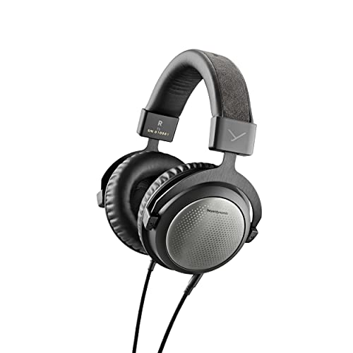 Beyerdynamic High-End Tesla Kopfhörer T5 (3. Generation) für Musik, Film und Hörbuch Kabelgebundener Premium Kopfhörer
