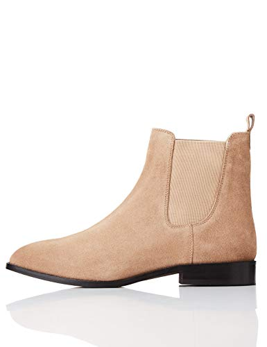 find. Andy-1w4001 - Botas Chelsea Mujer