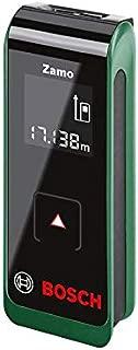 Bosch Zamo - Medidor de distancias digital (2ª generación, rango de trabajo 0,15-20 m, en caja)
