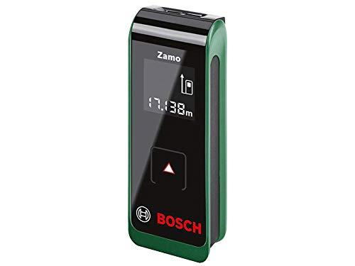 Bosch Laser Entfernungsmesser Zamo (2. Generation, Messbereich 0,15 - 20 m, im Karton)