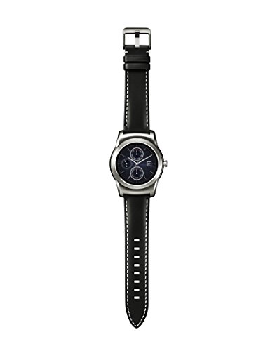 LG G Watch Urban - Smartwatch Android (pantalla 1.3', 4 GB, Quad-Core 1.2 GHz, 512 MB RAM), negro
