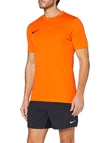 NIKE Herren Kurzarm T-Shirt Trikot Park VI, Orange (Safety Orange/Black/815), M