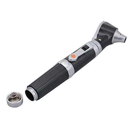 Otoscopio LED, Espéculo Oído Visual A La Ampliación 3X Profesional con 4...