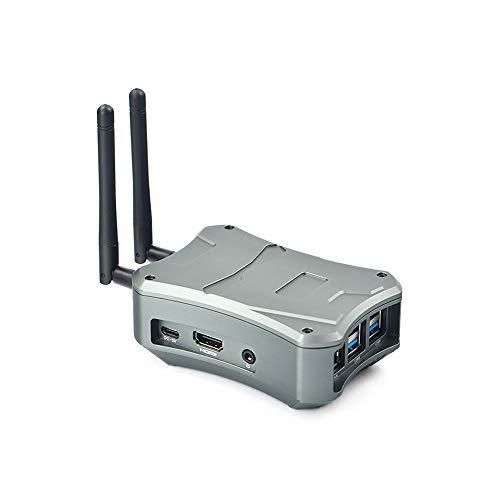 youyeetoo NanoPi M4 con 4 GB LPDDR3 Rockchip RK3399 Arm Cortex-A72 Quad-Core 2.0 GHz Run Android & Linux NanoPi M4 Case