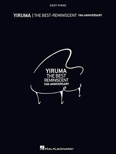 Yiruma: The Best Reminiscent 10th Anniversary Easy Piano: Noten für Klavier