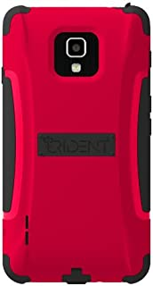 Trident Case Aegis Series for LG US780/ Optimus F7/ AS780 - Retail Packaging - Red