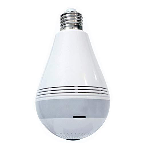 JINSE 960p 360 WiFi-bewakingscamera Panorama-lamp Ip Video CCTV bewaking E Fisheye Hd Nacht Audio Ip Draadloze Cam Era
