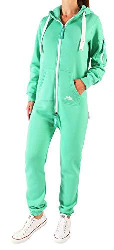 Finchgirl 2018 Jumpsuit Damen Overall Jogger Pocket Taschen